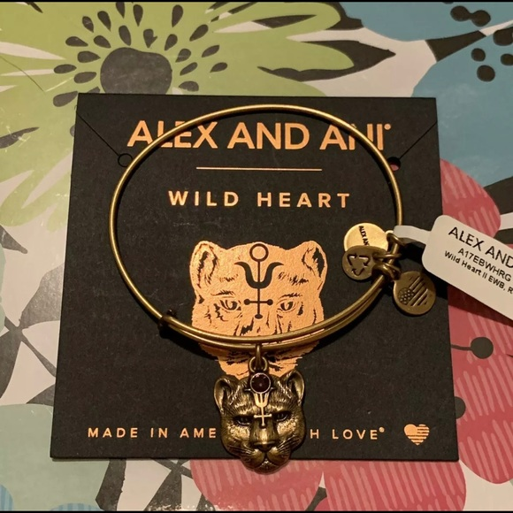 Alex and Ani Jewelry - Alex and Ani Wild Heart